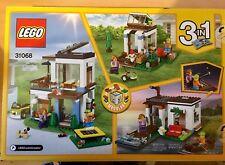 LEGO CREATOR 3 IN 1 MODULAR MODERN HOME. 31068. BNIB.