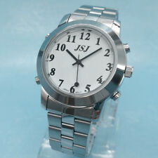 Italian Talking Watch for Blind or Low Vison People with Alarm Fuction