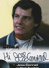 Space 1999 Autograph Trading Card JC2 Jess Conrad As Mark Sanders (Variant)