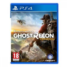 Ubisoft Tom Clancy's Ghost Recon Wildlands Game PS4 Inc Manual