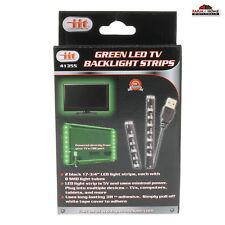 """Green LED TV Backlight Strips 17.75"""" ~ New"""