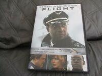 """DVD """"FLIGHT"""" Denzel WASHINGTON / Robert ZEMECKIS"""