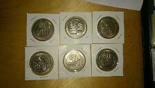 Malaysia 1986 1990 RMK Ke5 RMK5 RM1 commemorative coin 1 pc