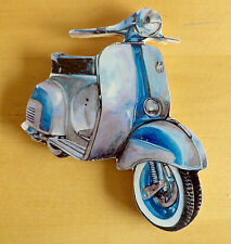 Scooter FRIDGE MAGNET, 60s Mod Clásico De Colección italiano Scooter FRIDGE MAGNET