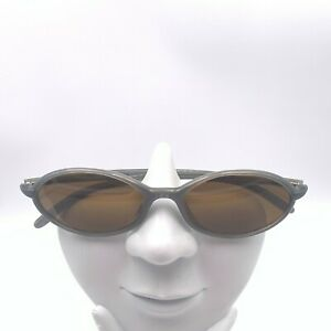 Vintage Adidas A848 6051 Gray Oval Sunglasses Austria FRAMES ONLY