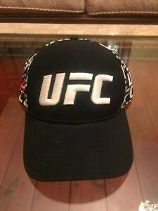 UFC Reebok Baseball Cap