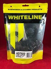 WHITELINE KDT922 SUBFRAME BUSHING KIT 2013+ SCION FRS / SUBARU BRZ / TOY 86