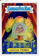 Garbage Pail Kids Mini Cards 2013 Base Card 43b Fortune TERRA