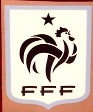 France Football équipe de fer sur la crête souvenir insigne patch neuf