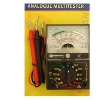TASCABILE analogico Multi Meter Multi Tester / MULTIMETER MULTITESTER
