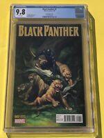 Black Panther #2 CGC 9.8 Frank Cho Variant – 2016 Marvel