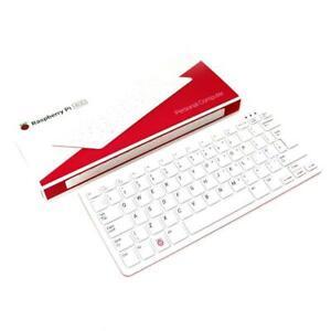 Raspberry Pi 400 UK Only Keyboard 4GB RAM 4K Video dual-display, WI-FI BNIB Seal