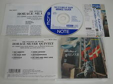 HORACE SILVER QUINTET/THE STYLINGS OF SILVER(BLUE NOTE TOCJ-1562) JAPAN CD+OBI