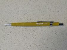Yellowy Brown OFREX 0.9mm Button-Activated Auto/Mechanical Pencil - MICRO KOREA