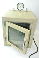 National Appliance Benchtop Vacuum Oven 5831-3 for PARTS / REPAIR - Powers On