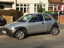 Ford KA 2004 - SILVER - VERY LOW MILEAGE