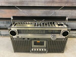 JVC RC-828 Stereo Boombox