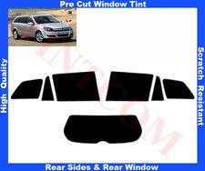 Opel Astra H Est 5D 04-09  Pre-Cut Window Tint 5%-50% Rear Window & Rear Sides
