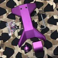 NEW HK Army Universal Paintball Marker Gun Stand - Dust Purple