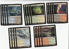 20 Refuge Dual Land - Zendikar  - NM/SP - 4x of each - Sets - Magic MTG FTG