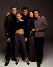 Two Guys and a Girl [Cast] (9684) 8x10 Photo