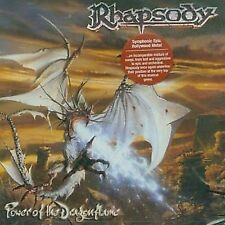RHAPSODY - Power of the Dragon Flame CD ( 2002, LMP Records )