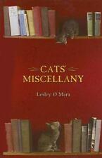 Cats' Miscellany by O'Mara, Lesley
