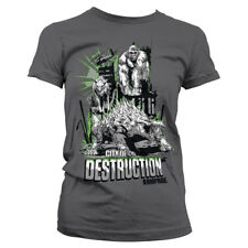 Officially Licensed Rampage - Destruction City Women's T-Shirt S-XXL