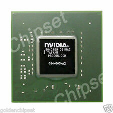 NVIDIA G84-603-A2 128Bits 256MB Laptop GPU BGA Chipset with Balls Tested