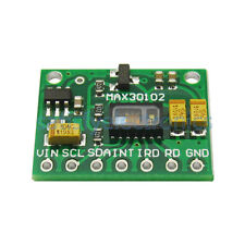 Green MAX30102 Oximeter Heart Rate Beat Pulse Sensor 1.8V-3.3V Replace MAX30100
