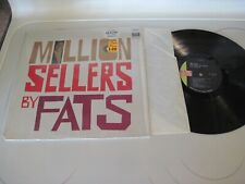 Fats Domino Million sellers by fats LP-12195 NM LP