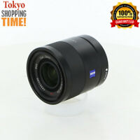 Sony Carl Zeiss Sonnar T* E 24mm F/1.8 ZA for E-Mount Lens from Japan