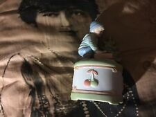 """Roman Little Tree Trimmer Music Box """"Have Yourself A Merry Little Christmas"""""""