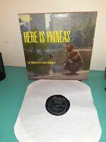 Newborn, Phineas Here Is Phineas Atlantic 1235  (green label, Deep Groove)