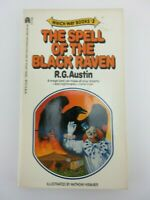 """Vintage Paperback Book-1982 """"Which Way Books #3"""" *The Spell of the Black Raven*"""