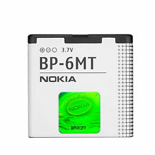 Bateria Nokia  E51 N82 N81 8GB 6720 BP-6MT 1050mAh Original