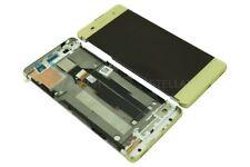 Original Sony Xperia XA Dual F3112 Display LCD Touchscreen + Rahmen Limette Gold