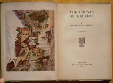 The Counts of Gruyere DeKoven 1916 Medieval Swiss Alps House of Savoy Vandals