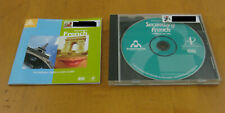 Switched on Schoolhouse Secondary French 2004 Curriculum ~ NO APPLICATION DISC