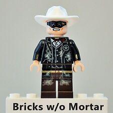New Genuine LEGO Lone Ranger Minifig The Lone Ranger 79110