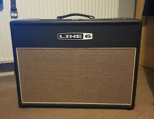 Line 6 Flextone 3 XL 150W Stereo 2x12 combo - Not including foot pedal