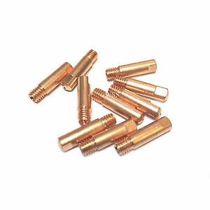 MB15 Contact Tip Welding Tip Pack of 10 - Select Size - Clarke,SIP