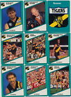 1988 Scanlens Stimorol Richmond Tigers Set near mint to mint cards