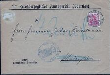 == DR Germania Mi. 86 Ic auf Briefvorderseite, gepr. BPP, Kat. > 200€ ==