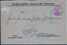== DR Germania Mi. 86 Ic auf Briefvorderseite, gepr. BPP, Kat. > 200€ ==