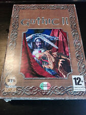 GOTHIC 2 GIOCO PC COMPLETO CARTONATO ITA