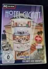 Hotel Gigant (PC, 2005, DVD-Box)