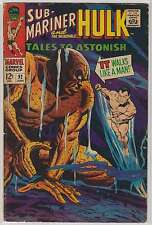 L0349: Tales to Astonish #92, Vol 1, VG-F Condition