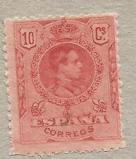 Spain Edifil # 269 (*) MNG Sin Goma