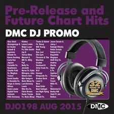 DMC DJ Only 199 Promo Chart Music Disc for DJ's - Double CD